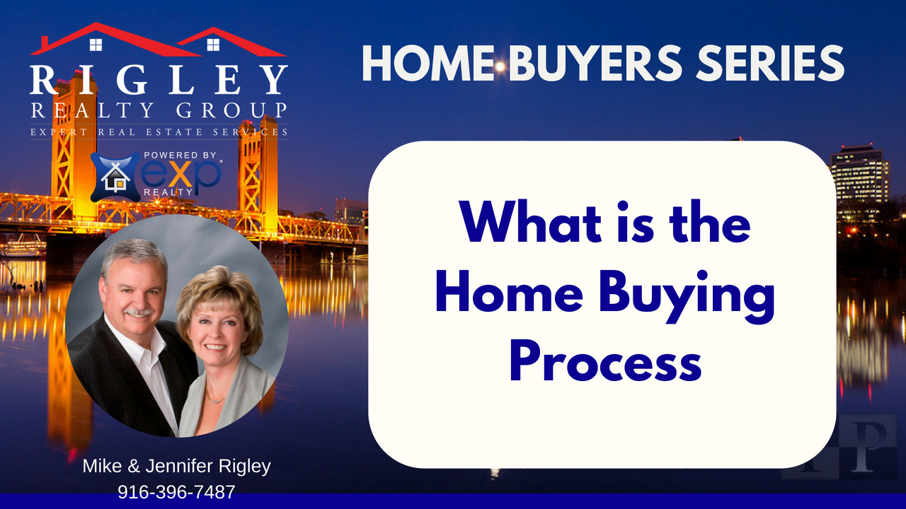 What is the Sacramento Home Buying Process