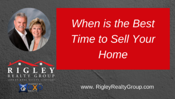When is the best time to sell your Sacramento Home