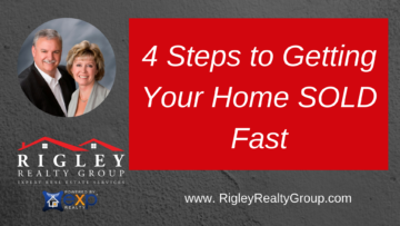 4 Steps to getting your home sold fast