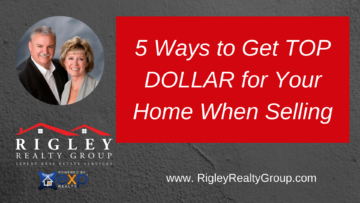 5 Tips to get Top Dollar for your Sacramento Home