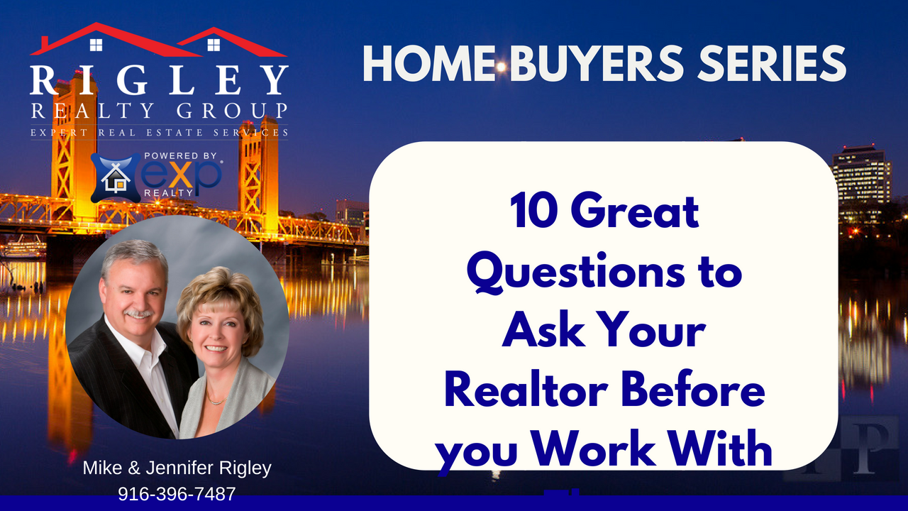 10 Questions to Ask Your Realtor