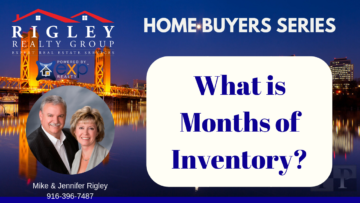 What is months of inventory
