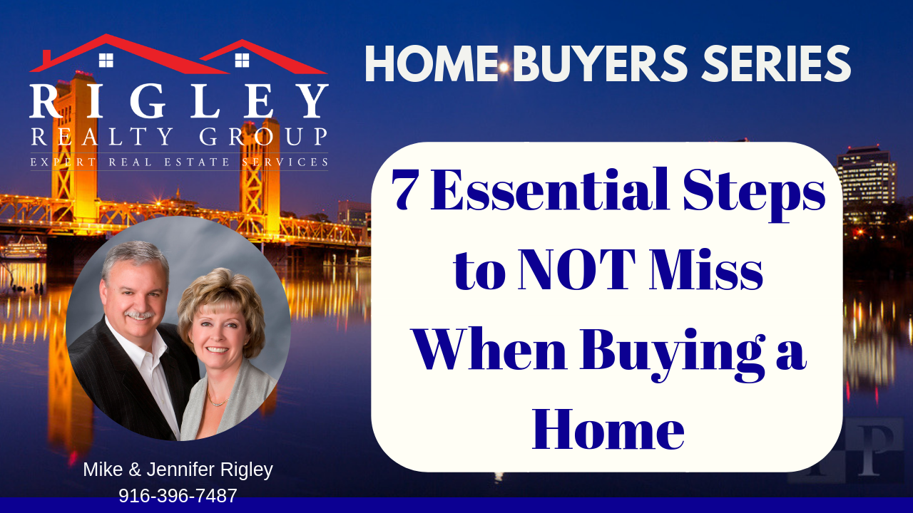 7 essential steps to buying a home